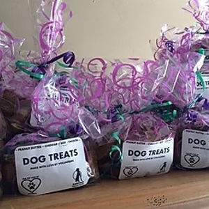 Homemade Dog Treats by Anderson Humane Society
