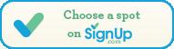 Choose a spot on SignUp.com